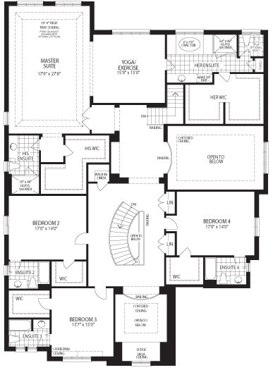 The Magnolia Floorplan 2