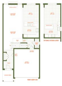 The Augusta Floorplan 1