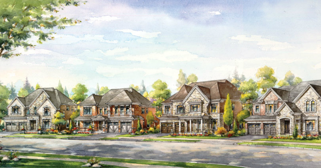 Average price of a new low-rise home in the GTA exceeds $1 million Image