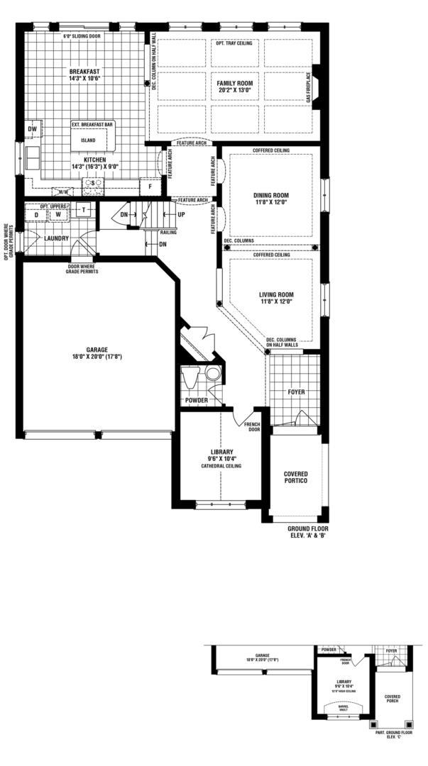 Scottsdale Lot 227 Floorplan 1