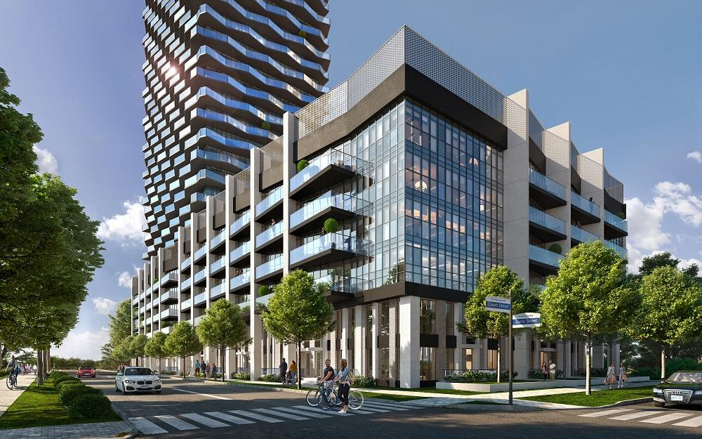 Thirty Six Zorra is one of Etobicoke's most exciting new condo developments Image