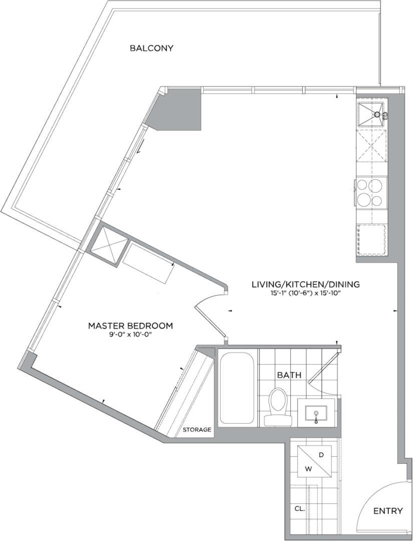A-498 Floorplan 1