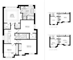 Lot 103 - Leith B Floorplan 2