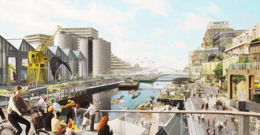 Quayside project in Toronto to move forward, with many conditions Image