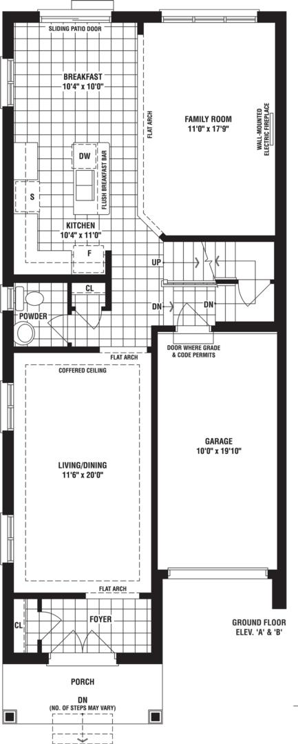 Highwood Floorplan 1