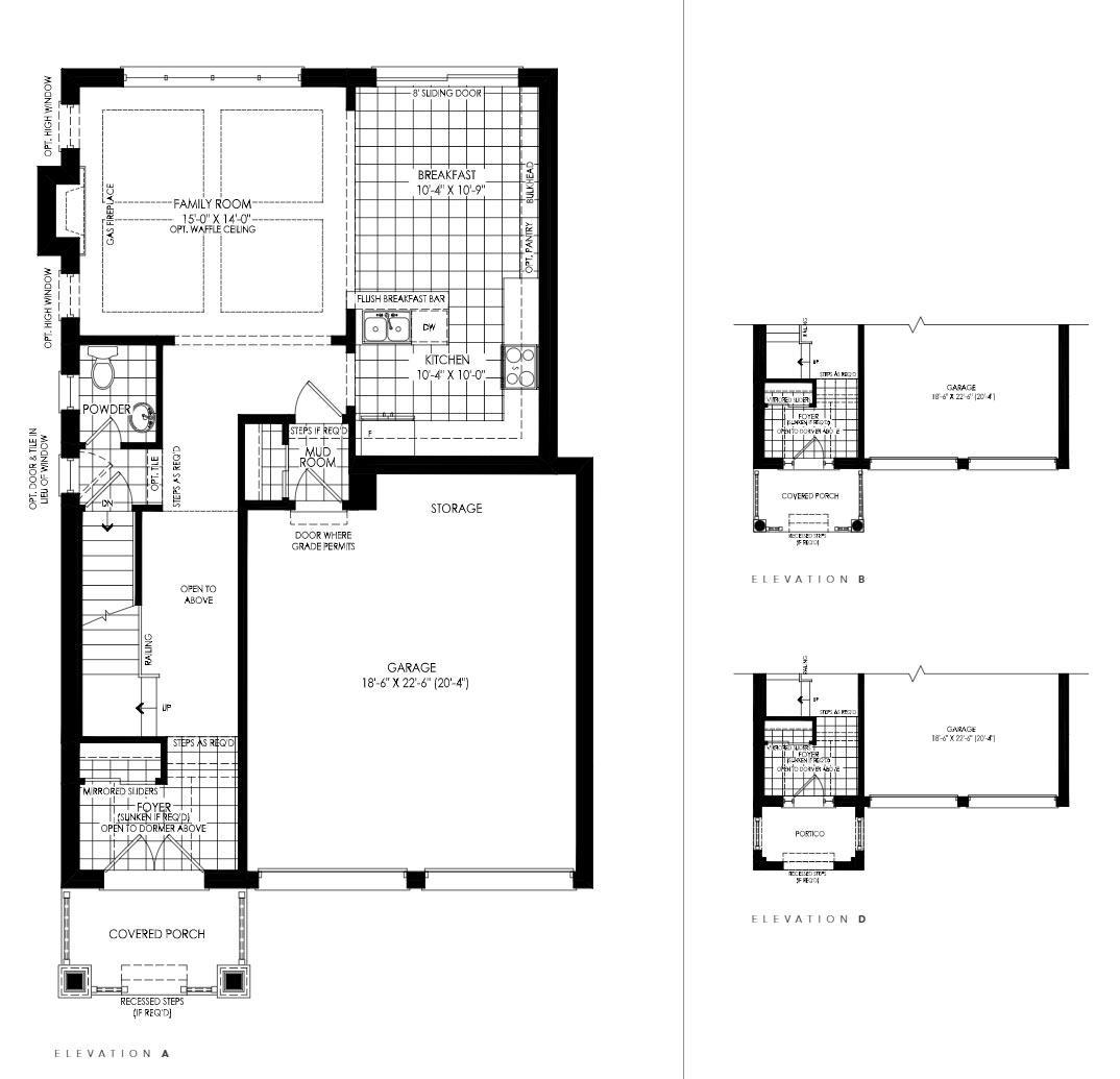 Lot 41 - Havelock A Floorplan 1