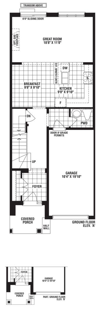 Indigo Floorplan 1