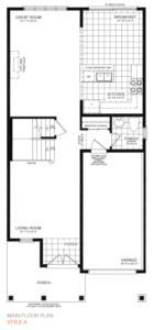 Tranquil Floorplan 1