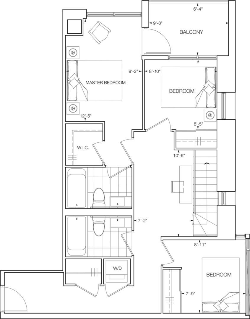 Arbour Floorplan 2