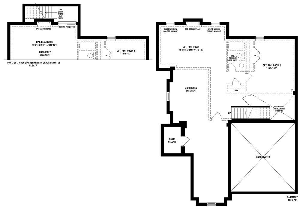 Trillium Floorplan 3