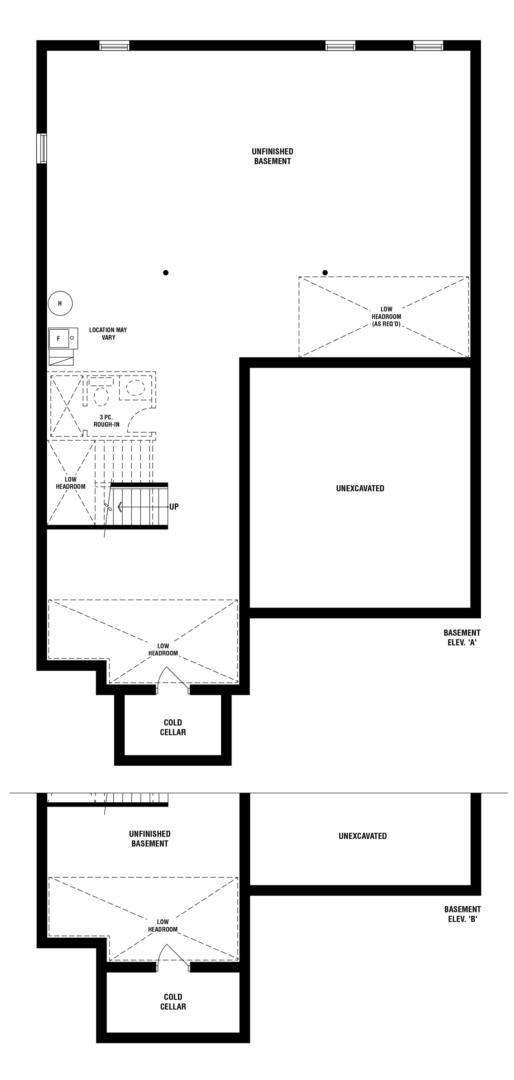 Deer Creek Floorplan 3
