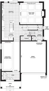Clarridge Floorplan 2