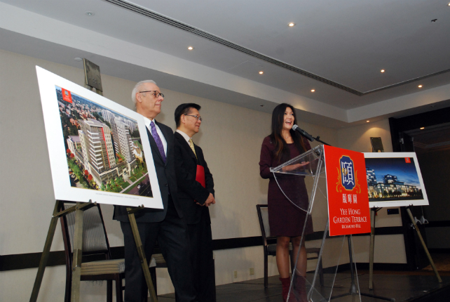 Adult lifestyle community Yee Hong Garden Terrace launches in Richmond Hill Image