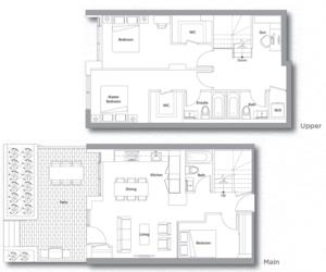 Villa 206 Floorplan 1