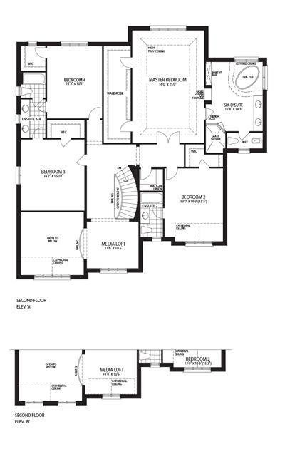 The Pearl Floorplan 2