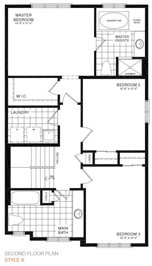 Natural Floorplan 2