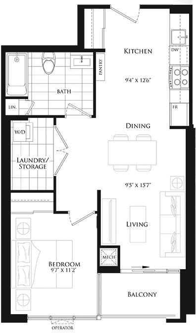 Rossini Floorplan 1