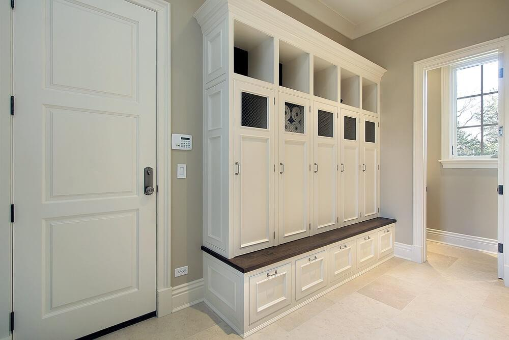 Mudroom and entryway tips that will make back-to-school way easier! Image