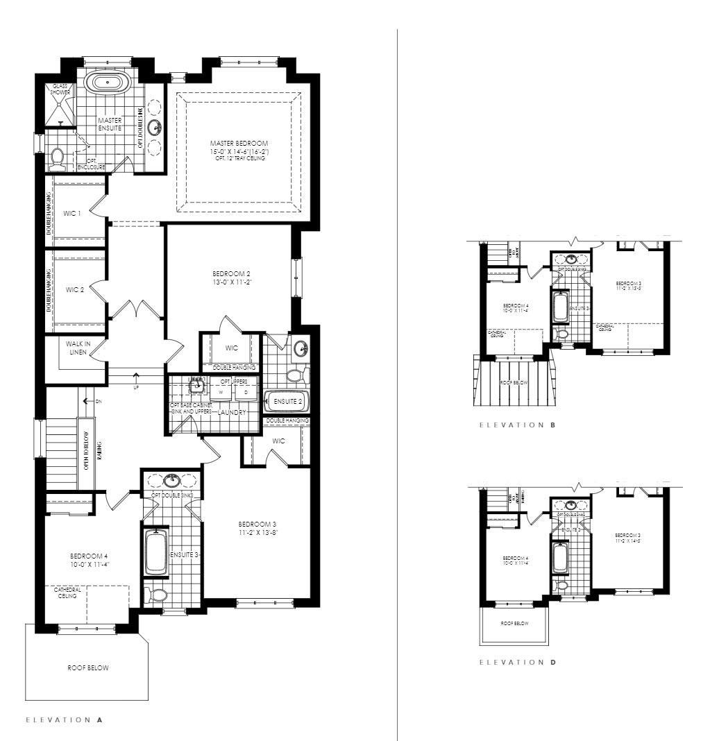 Lot 53 - Winchester B Floorplan 2