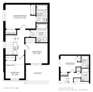 Victoria End Floorplan 3