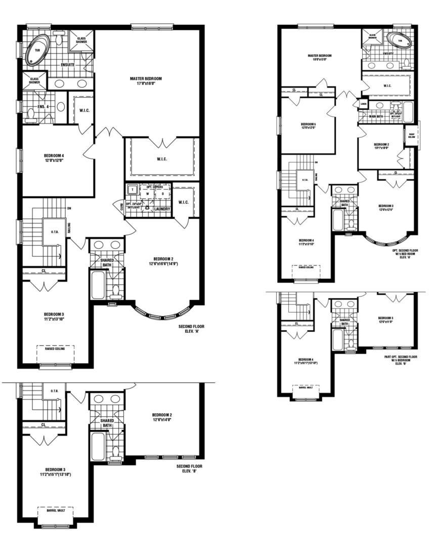 Knight (A) Floorplan 2