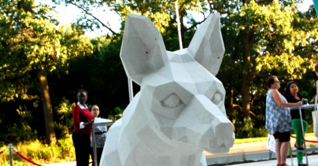 Innovative technological public art unveiled at Daniels HighPark! Image