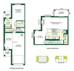 The Chelsea II B, Annex