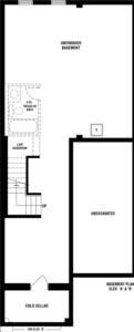 Cayenne B Floorplan 3