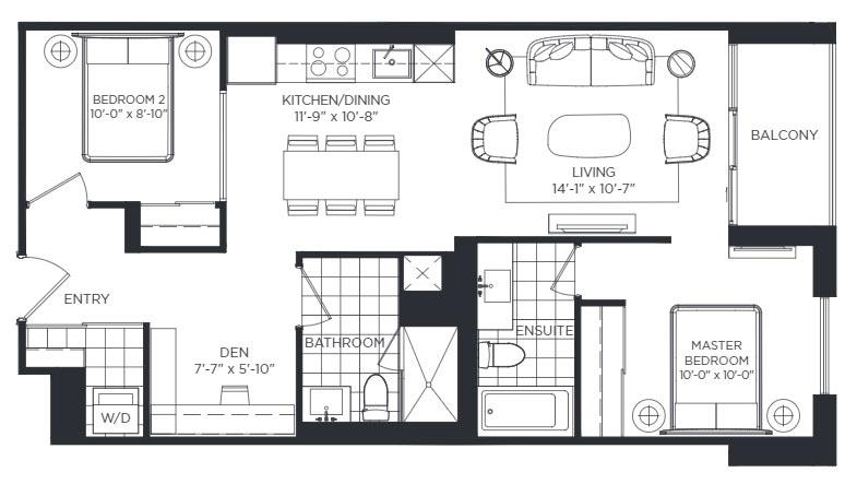 Blenheim Floorplan 1