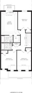 BLOCK 12, ELEV. A1 REV, UNIT 4 Floorplan 3