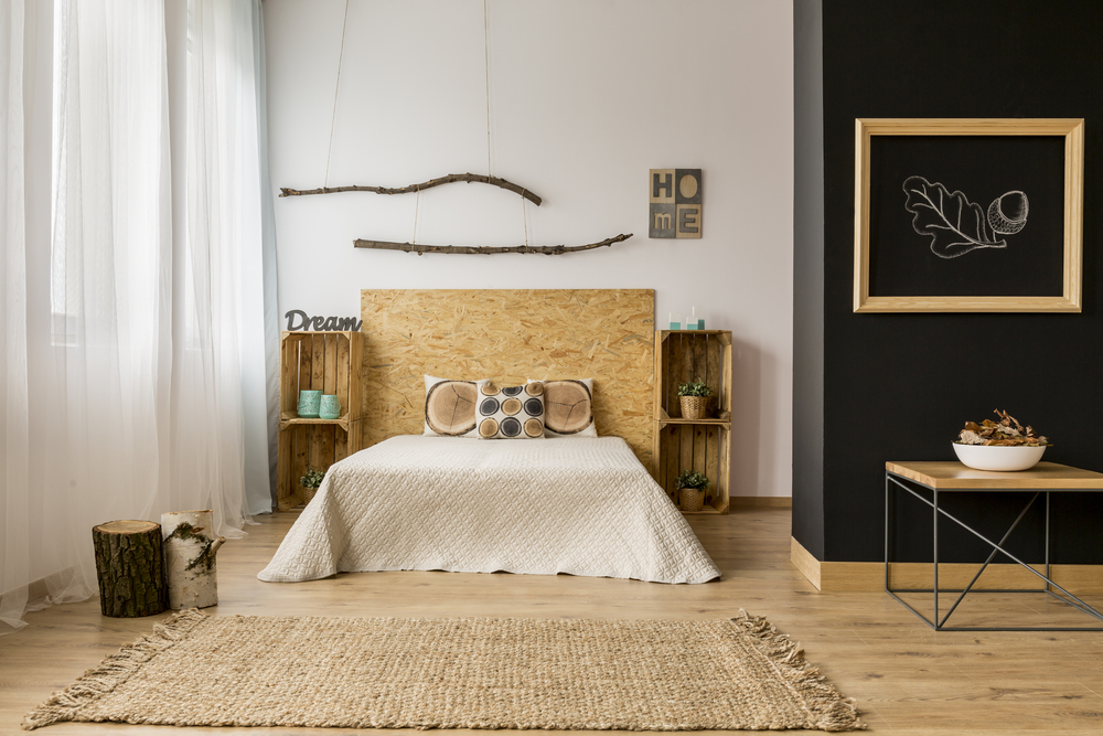 Transition into fall with this simple bedroom makeover Image