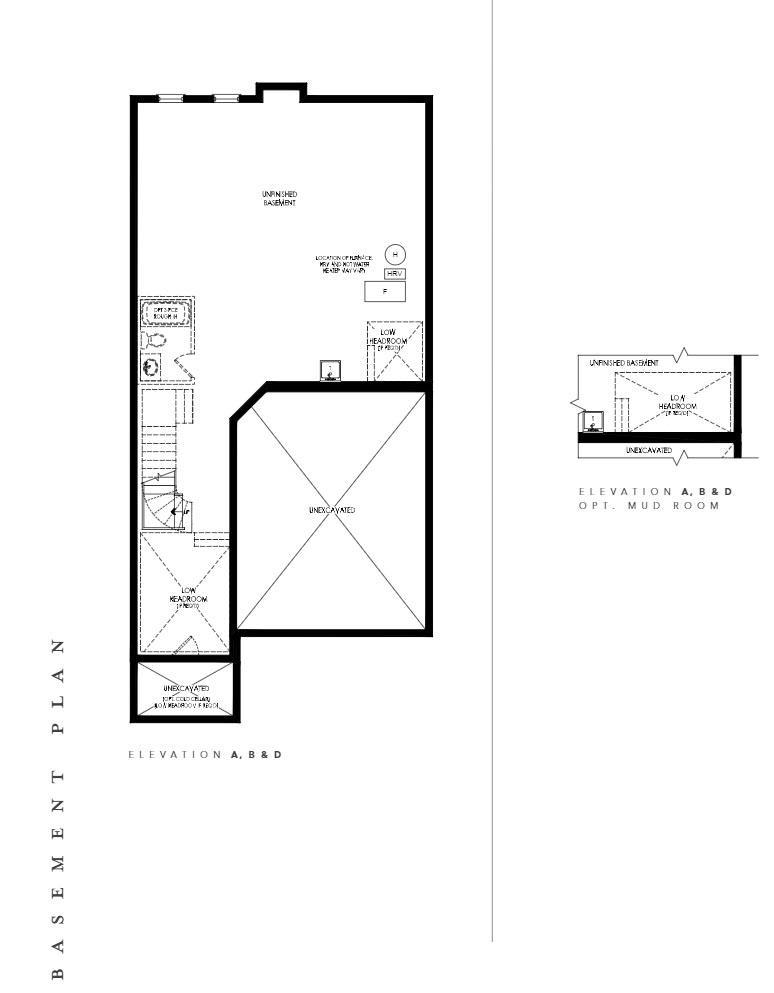 Lot 55 - Welton B Floorplan 3
