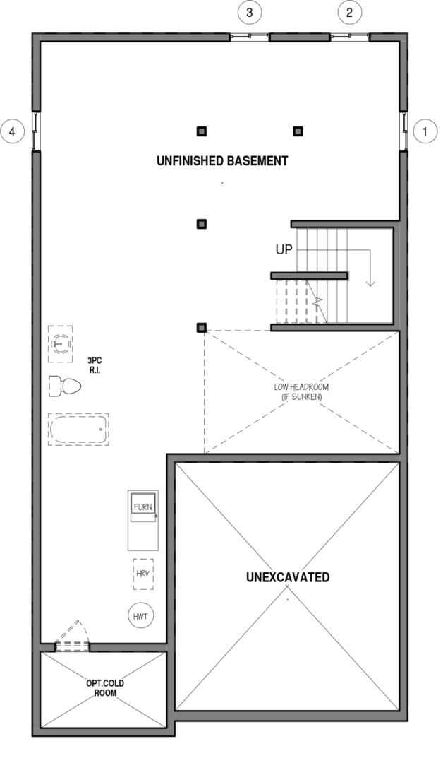 The Hail D Floorplan 3