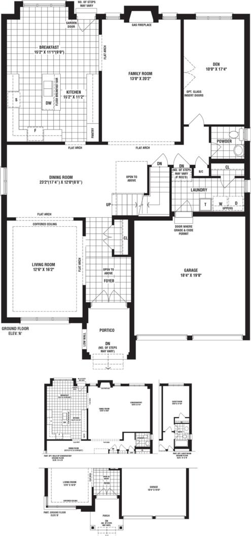 Belmore B Floorplan 1