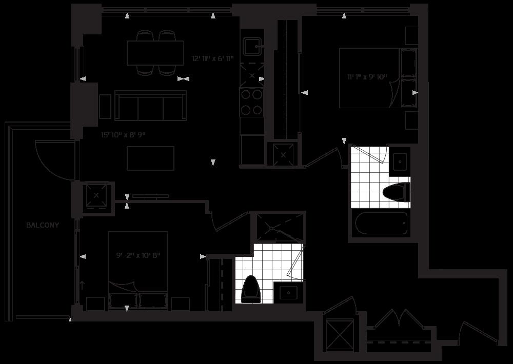 E1 | 02 Floorplan 1