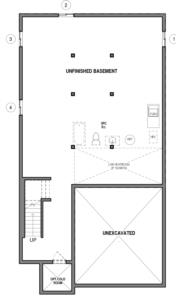 The Dawn B Floorplan 3