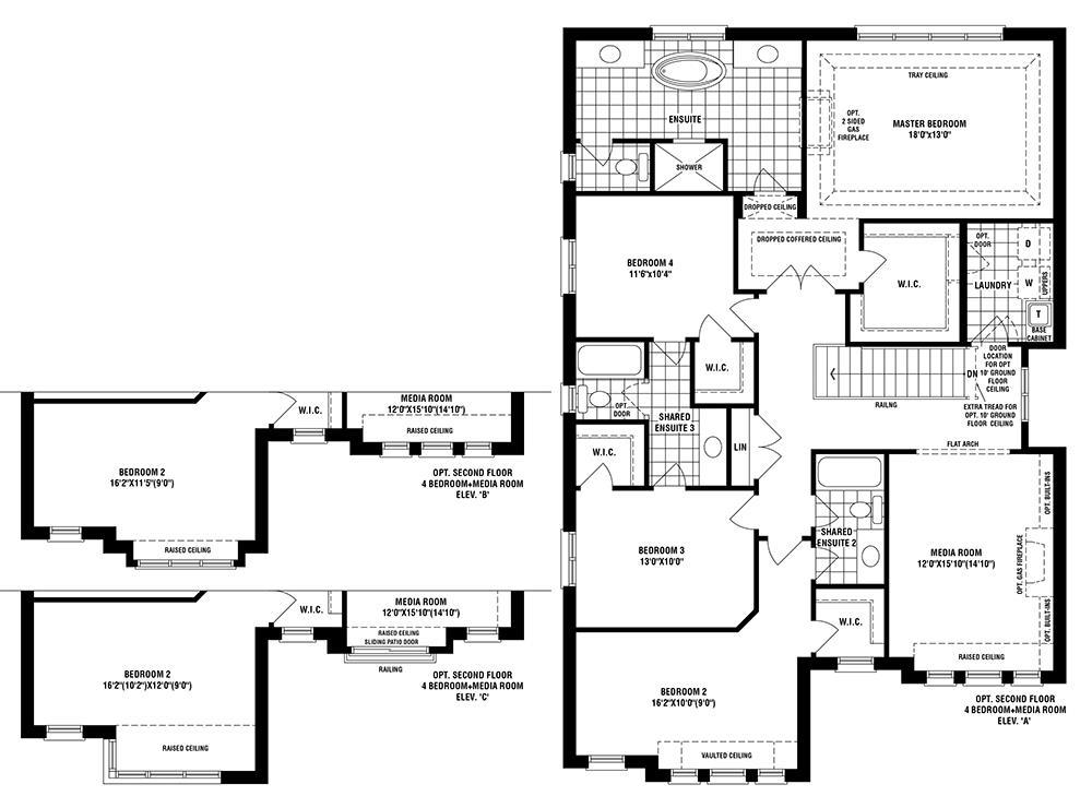 Tulip Floorplan 3