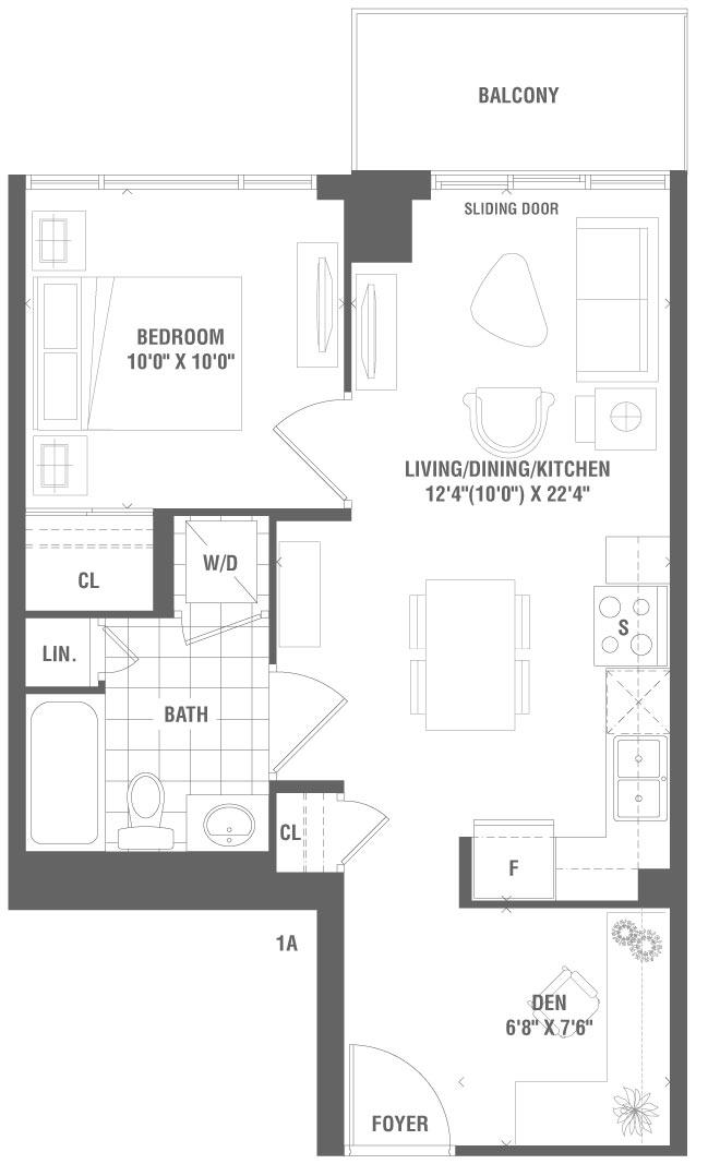 Pacific Floorplan 1