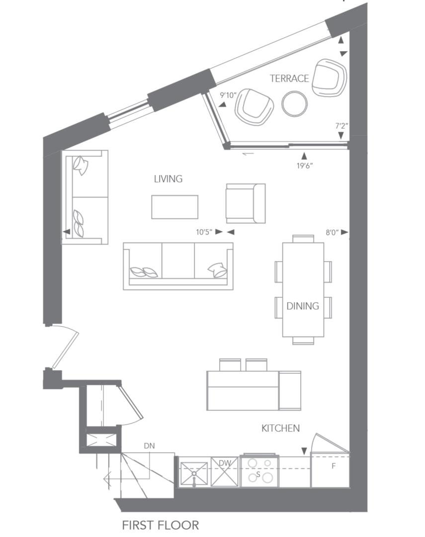 No. 11 Floorplan 1
