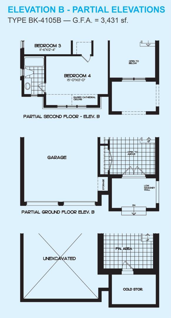 White Spruce B Floorplan 4