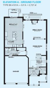 Blue Ash B Floorplan 2
