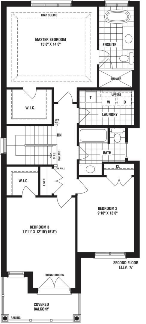 Degrazie Floorplan 2