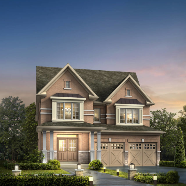 Impressions in Kleinburg by Paradise Developments