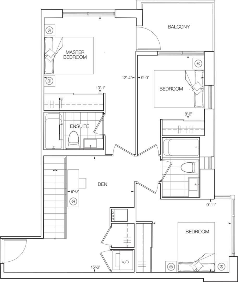 Draco Floorplan 2