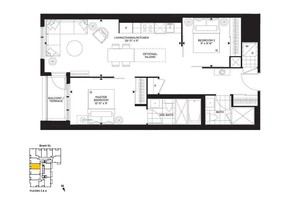 Deco Floorplan 1