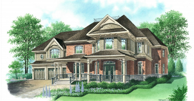 Estates on the Ravine Gallery Now Open in Markham Image