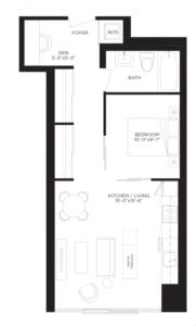 Oxford Floorplan 1