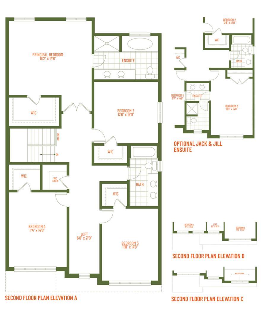 The Waterville Floorplan 2