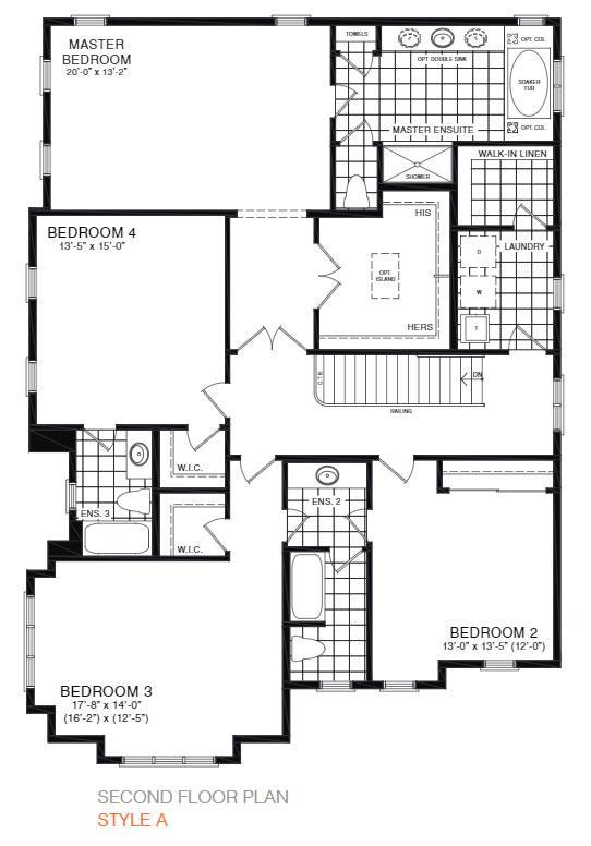 Wedgewood Corner Floorplan 2