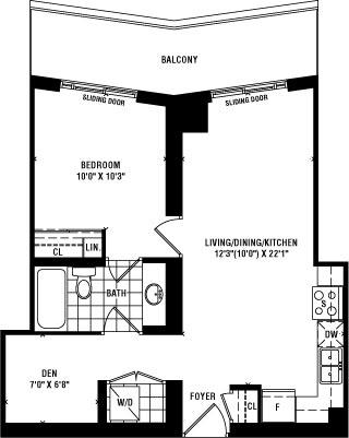 Sarasota Floorplan 1